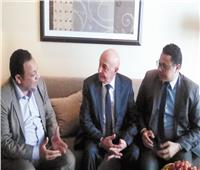 رئيس مجلس النواب الليبي: موقف مصر تجاه ليبيا تاريخى لأننا أمن قومى واحد