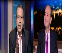 فيديو | رسالة نارية من تامر أمين إلى عمرو أديب بعد هزيمة الأهلي