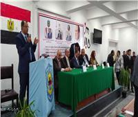 «دمنهور» تطلق مبادرة «إعلام هادف».. ورئيس الجامعة: يساعد على تحقيق التنمية