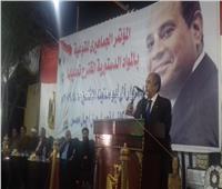 وزير الزراعة يلتقي أهالي «قرية أولاد عليو» بسوهاج