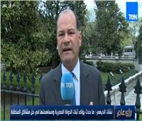 الديهي: مصر أصبحت جزءًا من حل مشكلات الشرق الأوسط
