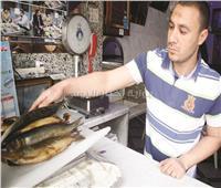 شم النسيم| الرنجة بـ 65 جنيهاً.. و190 لكيلو الفسيخ و«البطارخ» بـ1500