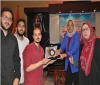 إعلان جوائز «الملتقى القمي العاشر لمسابقة الروبوت» بجامعة حلوان