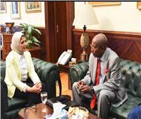 تفعيل مبادرة الرئيس السيسي لعلاج مليون أفريقي من فيروس سي في تشاد