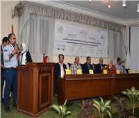اجتماع عرض اللائحة التنفيذية للدورة الكشفية القمية الثلاثون بجامعة عين شمس