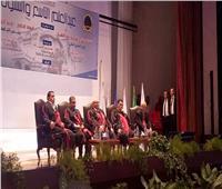 صور| جامعة عين شمس تستعد لاستضافة الدورة الكشفية