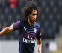 «النني» احتياطيًا مع أرسنال أمام نابولي في الدوري الأوروبي