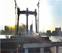 إنفوجراف| «تحيا مصر الشرقي».. أعرض كوبرى مُلجم على مستوى العالم