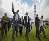 جولة تفقدية للملاعب ومقرات الإقامة استعدادًا لأمم إفريقيا