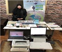 ضبط سيدة أنشأت أكاديمية وهمية لـ«تزوير» الشهادات الدراسية ببورسعيد