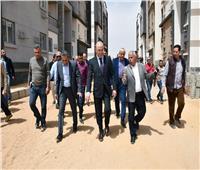 وزير الإسكان  يشدد على تفعيل الضبطية القضائية لوحدات الإسكان الاجتماعي