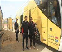 فريق الإسماعيلي يغادر للقاهرة استعدادا للمصري