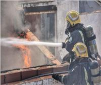 صور| وفاة 3 أشخاص بينهم طفلة وإصابة 4 آخرين في حريق منزل بجدة
