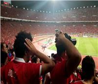 فيديو | جماهير الأهلي بعد مباراة صن داونز: «الحكم بوظ الماتش»