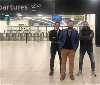 خاص| عمرو وجدي في إنجلترا لقيادة فريقه اليوناني قي دوري أبطال أوروبا للصم