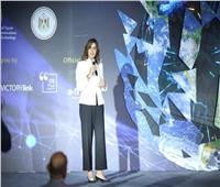وزيرة الهجرة تشارك في قمة «صوت مصر .. صحوة العقول»