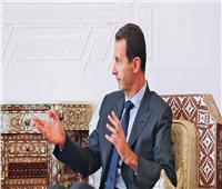 الأسد: على سوريا والعراق صون أرضيهما من التقسيم