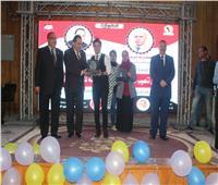 «طفولة المنيا» تحتفل بتنصيب اتحاد طالباتها