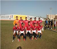 منتخب مصر للشباب يختتم دورة اتحاد شمال إفريقيا بالمركز الثاني