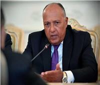 وزير الخارجية يتلقى اتصالا هاتفيا من نظيرته الجنوب أفريقية
