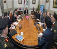السيسي يوجه باستمرار المتابعة الدورية لمشروعات العاصمة الإدارية