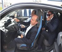BMWتطلق أول مجموعة من السيارات الكهربائية