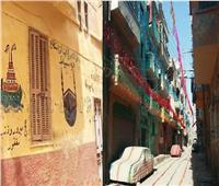 تقاليد الغربية في المناسبات الدينية شكل تاني.. «زينة على المنازل وفوانيس بالشوارع»
