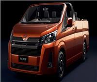 شركة تويوتا تعتزم طرح «هاياس VAN» الجديدة بدون سقف