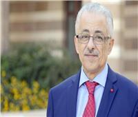 وزير التربية والتعليم يلتقي رئيس مجلس إدارة شركة «السيفير» للنشر العلمي