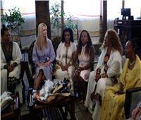 إيفانكا ترامب تدعم حقوق النساء خلال جولة بأفريقيا