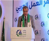 وزير القوى العاملة: «الشعب الفلسطيني يضرب أروع المثل في قوة صبره»