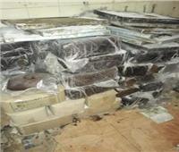ضبط 28 طن تمر هندي وأغذية فاسدة قبل شهر رمضان في الجيزة