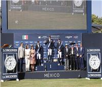 إنجاز جديد لـ«عبد القادر سعيد» في الفروسية بالمكسيك