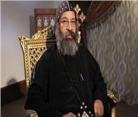 وفاة «والدة» الأنبا رافائيل أسقف كنائس وسط البلد
