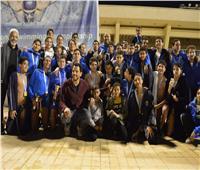«هليوبوليس» يفوز بالدرع العام لكرة الماء