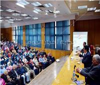 محافظ القليوبية للموظفين: المشاركة في الإستفتاء على الدستور واجب وطني