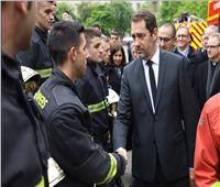 وزير الداخلية الفرنسي: بتضامننا سنعيد «نوتردام» كما كانت