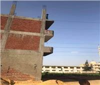بالفيديو| قوات الدفاع المدني تنقذ فتاة من الانتحار في سمنود