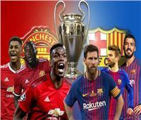بث مباشر| مباراة برشلونة ومانشستر يونايتد بدوري أبطال أوروبا