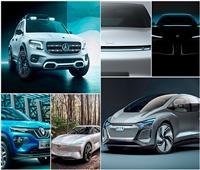 صور| معرض شنغهاي يكشف الستار عن السيارات الجديدة في 2019
