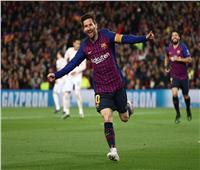 فيديو  «خطأ فادح من دي خيا».. ميسي يضيف الهدف الثاني لبرشلونة
