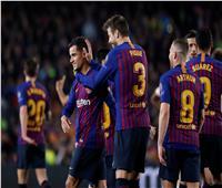 فيديو| «صاورخية» كوتينيو تضيف الثالث لبرشلونة في مانشستر يونايتد
