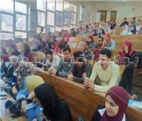 ختام فعاليات «المحاكمة الصورية» لطلاب كلية الحقوق جامعة حلوان