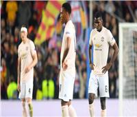 حساب «مانشستر يونايتد» يتجاهل الهزيمة أمام برشلونة