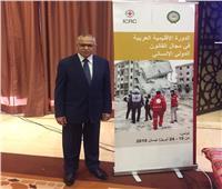 نائب رئيس جامعة الأزهر يشارك في دورة القانون الدولي الإنساني بتونس