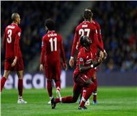 فيديو| «صلاح» يمرر و«ماني» يسجل هدف تقدم ليفربول أمام بورتو