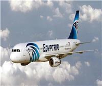 الصورة الأولى لطائرة الأحلام الثانية التابعة لـ«مصر للطيران»