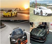 بالفيديو| شاهد أسرع سيارات في العالم