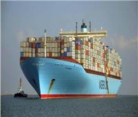 24 سفينة إجمالي الحركة بموانئ بورسعيد