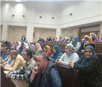 جامعة حلوان تنظم سلسلة ندوات للتوعية بالتعديلات الدستورية